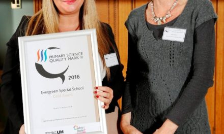 A County Durham special school has earned a prestigious national science accolade.