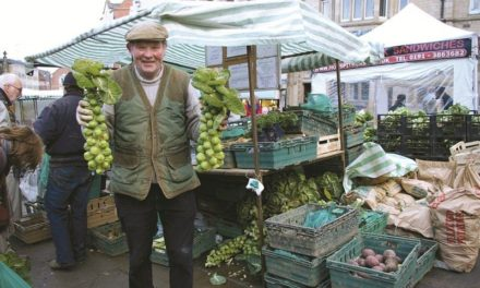 City Centre Markets to help with Christmas Preparations