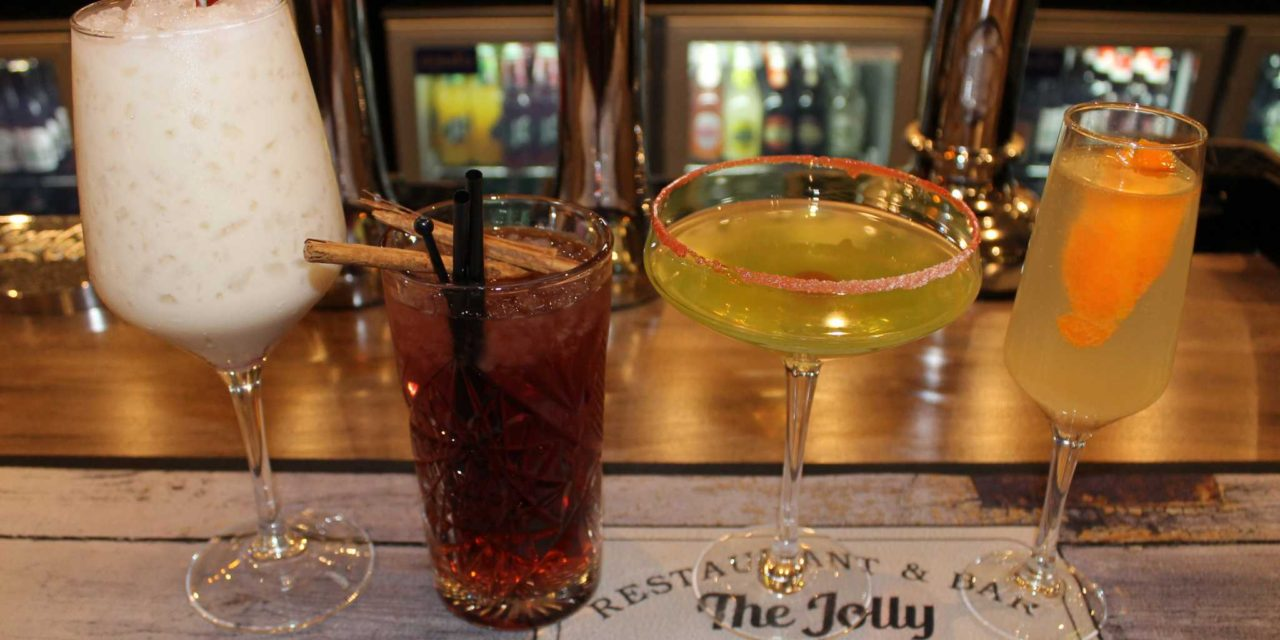 'Jolly' Christmas Cocktails in Newcastle