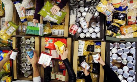 This Christmas, thousands have been referred to foodbanks in the North East