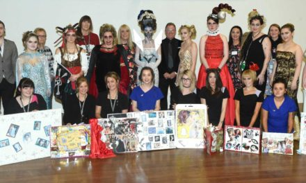 Hair and beauty students cut it in annual awards