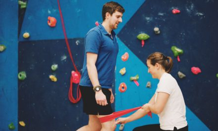Chamber members get their back into feeling fit