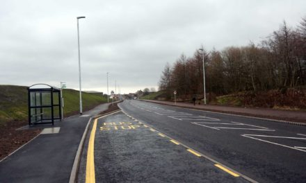 New road opens in Leadgate following major works