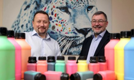 Northumberland ink company adds colour to its future plans