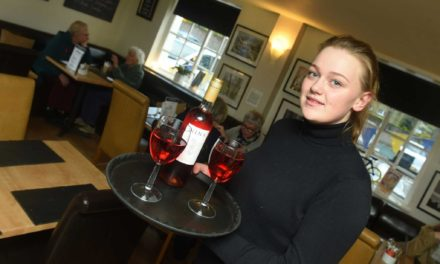 Apprentice toasts success at Stokesley bistro