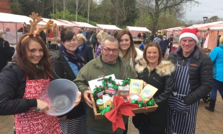 Farmers' market boost will be icing on the cake for specialist unit