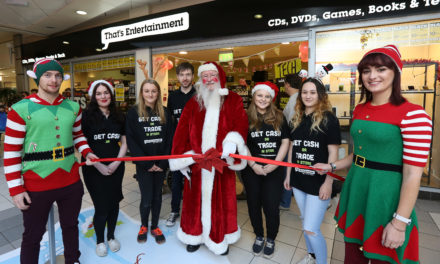 National retailer opens in Stockton town centre
