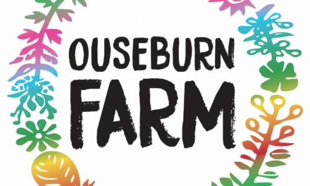 New range of healthy snacks tops menu at Ouseburn Farm shop