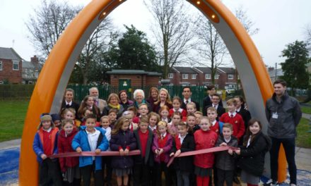 Play boost for Bedlington's Dr Pit Park