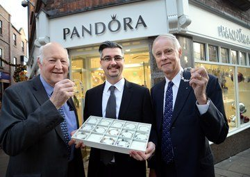 150 year old County Durham jewellers moves in to new flagship premises