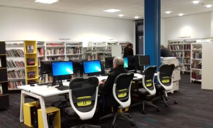 New Newton Aycliffe Library open to public