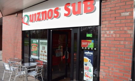 Naylors secure Northumberland Street address for Quiznos