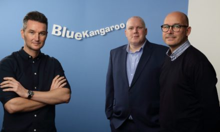 Blue Kangaroo celebrates 10th anniversary with international client win