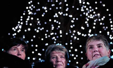 Thousands raised at hospice's Light up a Life ceremony