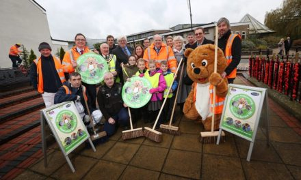 Spruce Up heads to Fencehouses
