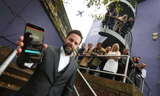 Newcastle company launches UK's first flight delay compensation app