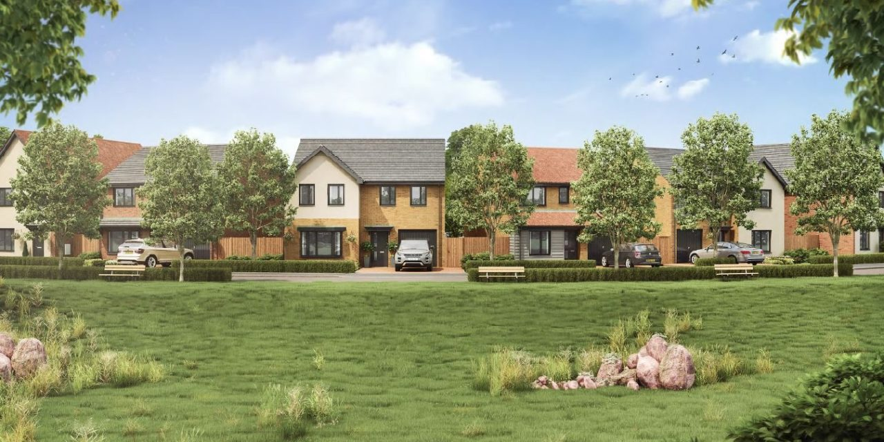 Plans approved for 529 homes at kenton bank foot north for Home designs newcastle