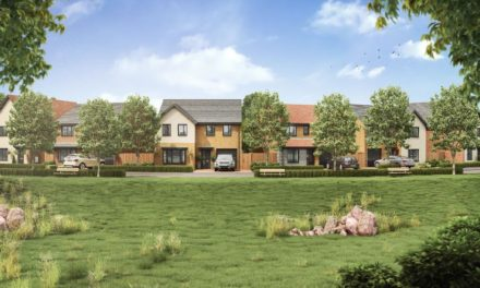 Plans approved for 529 homes at Kenton Bank Foot