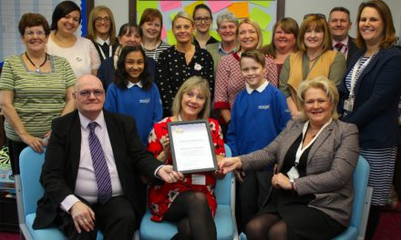 School support staff win high praise