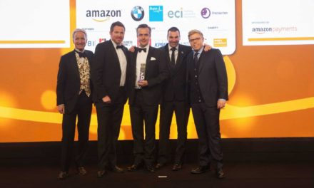 New world trading company ends the year in style with a double award win