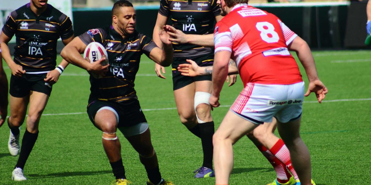St Helens select to play Thunder in Joe Brown testimonial game
