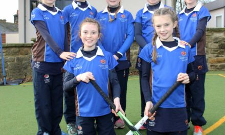School takes U11 county hockey title for second year in a row
