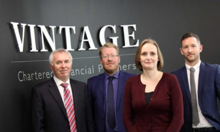 New Stockton HQ for financial firm Vintage after doubling turnover