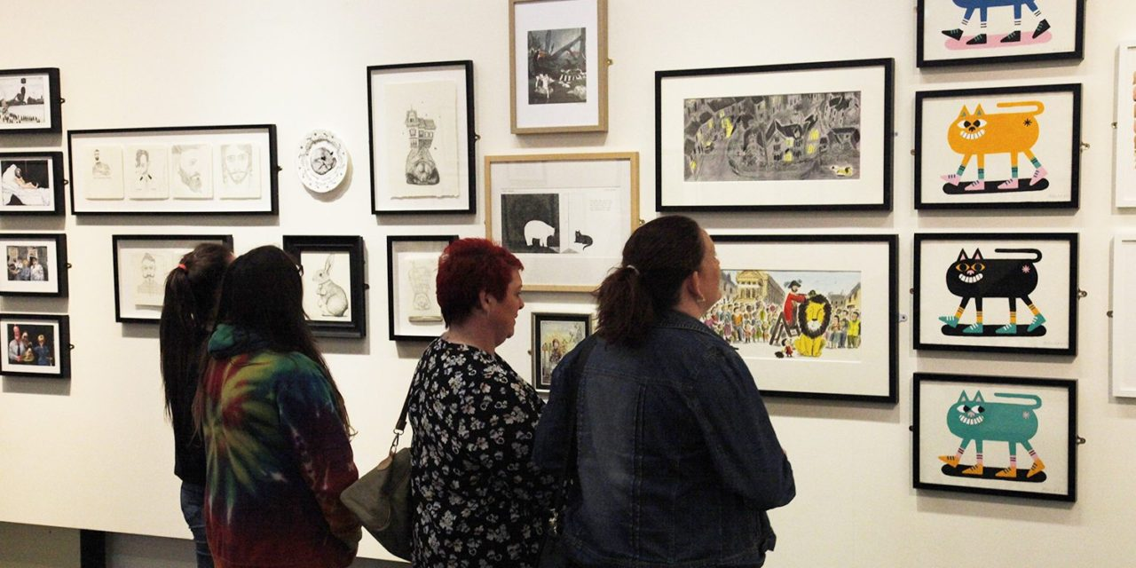 Northern art school recognised in national report on impact of creative universities to UK economy