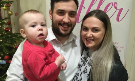 County Durham couple win wedding after raising thousands for Willow Burn Hospice