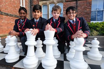 Checkmate success for Yarm School Under-11 chess team