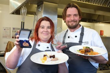 Yarm School chefs take top awards at national culinary competition