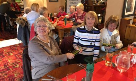 Christmas celebrations for Ingleby care home residents