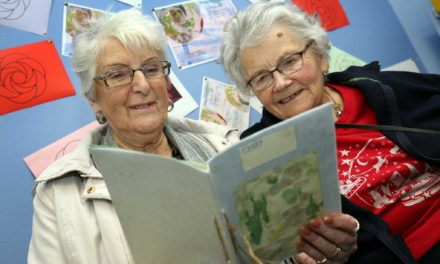 Memory Petals art work to blossom at Newburn Library