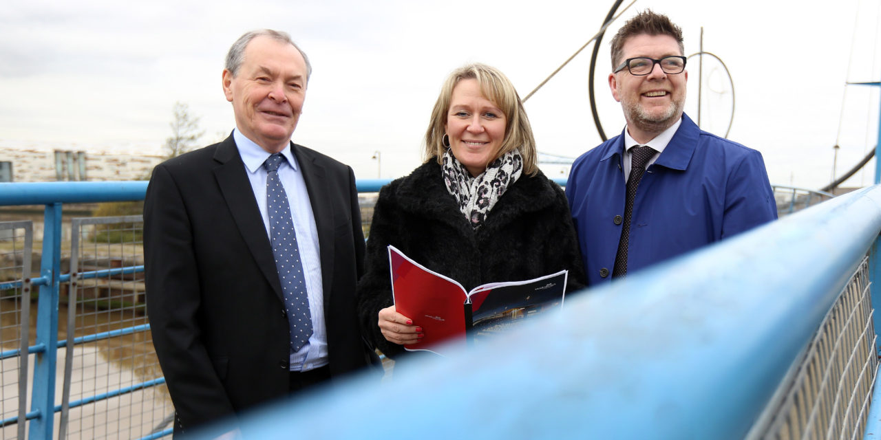 Prospectus sets out town's investment ambitions
