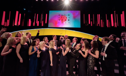 Voices of Hope is Crowned Choir of the Year 2016
