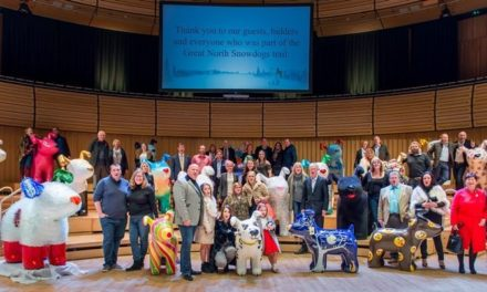 Snowdogs raise more than £250,000