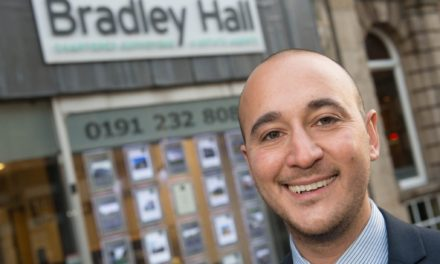 Bradley Hall becomes top performer with one of the worlds strongest banks