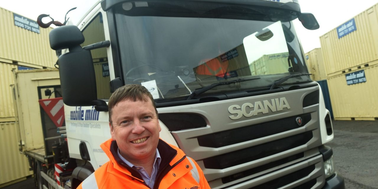 Mobile Mini driving forward with key appointment