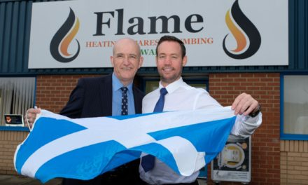 Scotland expansion for Flame Heating Spares
