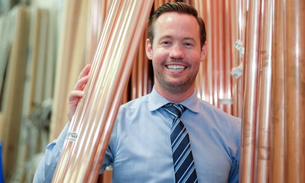 North East trade supplies firm up for national industry award.