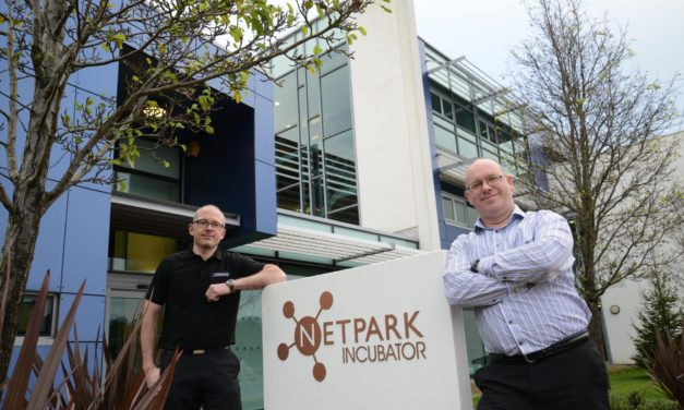 Leading robotics company plans to create jobs with NETPark expansion