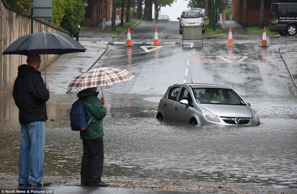 Residents invited to flood scheme drop-ins