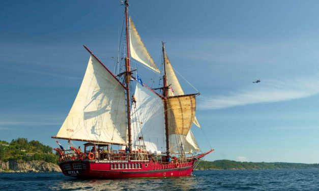 Ahoy There! First Tall Ship Confirmed For July 2018