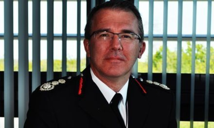 Councillor and former fire chief recognised with New Year Honours