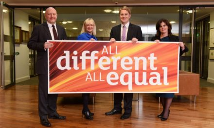 Stonewall recognition for Teesside University