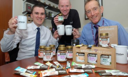 Beanies The Flavour Co Limited – Tees Valley Capital Grant Scheme award