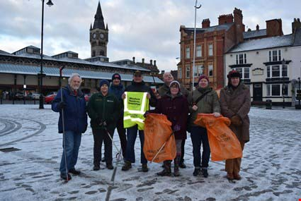 Join the Big Spring Clean to help #OurStreets