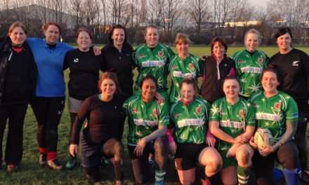 Women Encouraged To Meet Their 'INNER WARRIOR' At Billingham Rugby Club