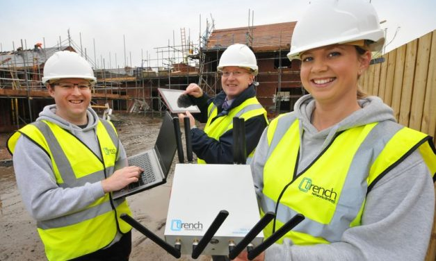 Entrepreneurs say Trench Network could be a construction sector gamechanger