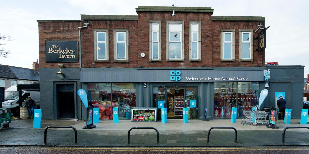 Further Investment In Whitley Bay As New Co Op Store Opens